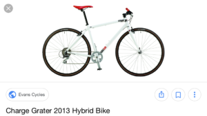 Charge Grater 2013 hybrid