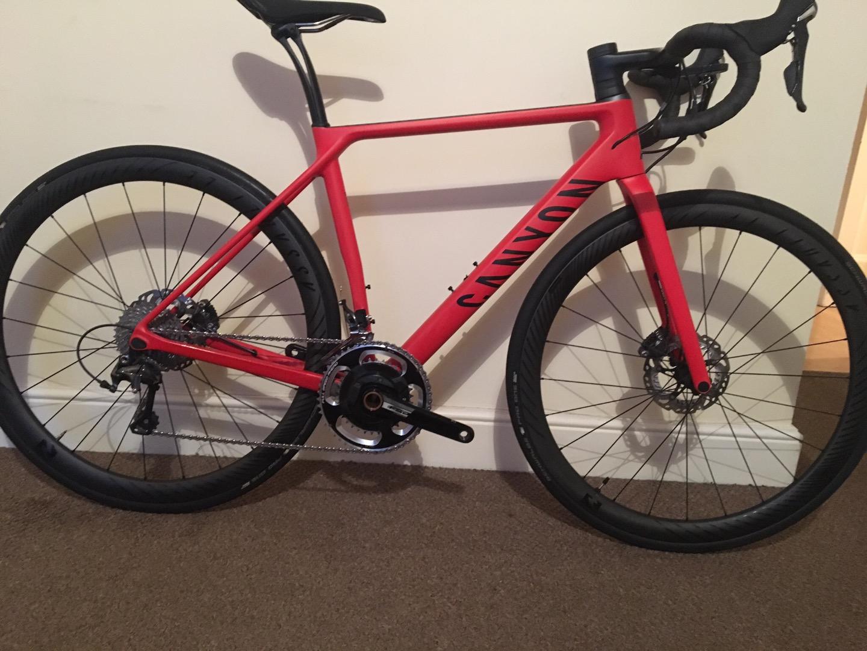 Stolen Canyon Bicycles Endurace Cf Slx 8 0