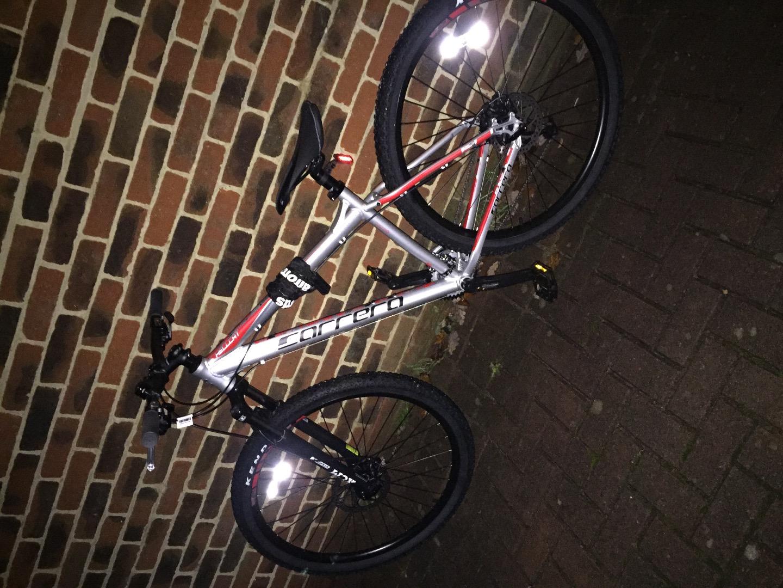 Stolen Carrera bicycles Hellcat