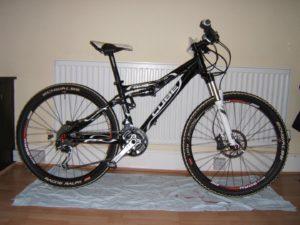 Stolen Bikes in Staffordshire
