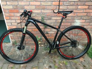 Specialized CRAVE COMP 2014