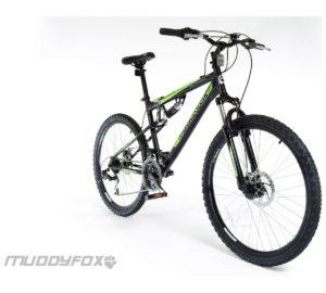Muddy Fox Muddyfox Livewire Dual Suspension Mountain Bike