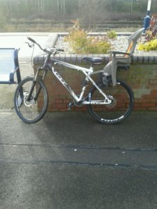 GT Bicycles Aggressor