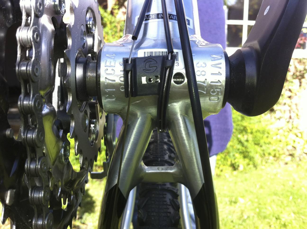 check stolen bike serial number uk
