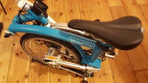 Brompton Bicycle S3
