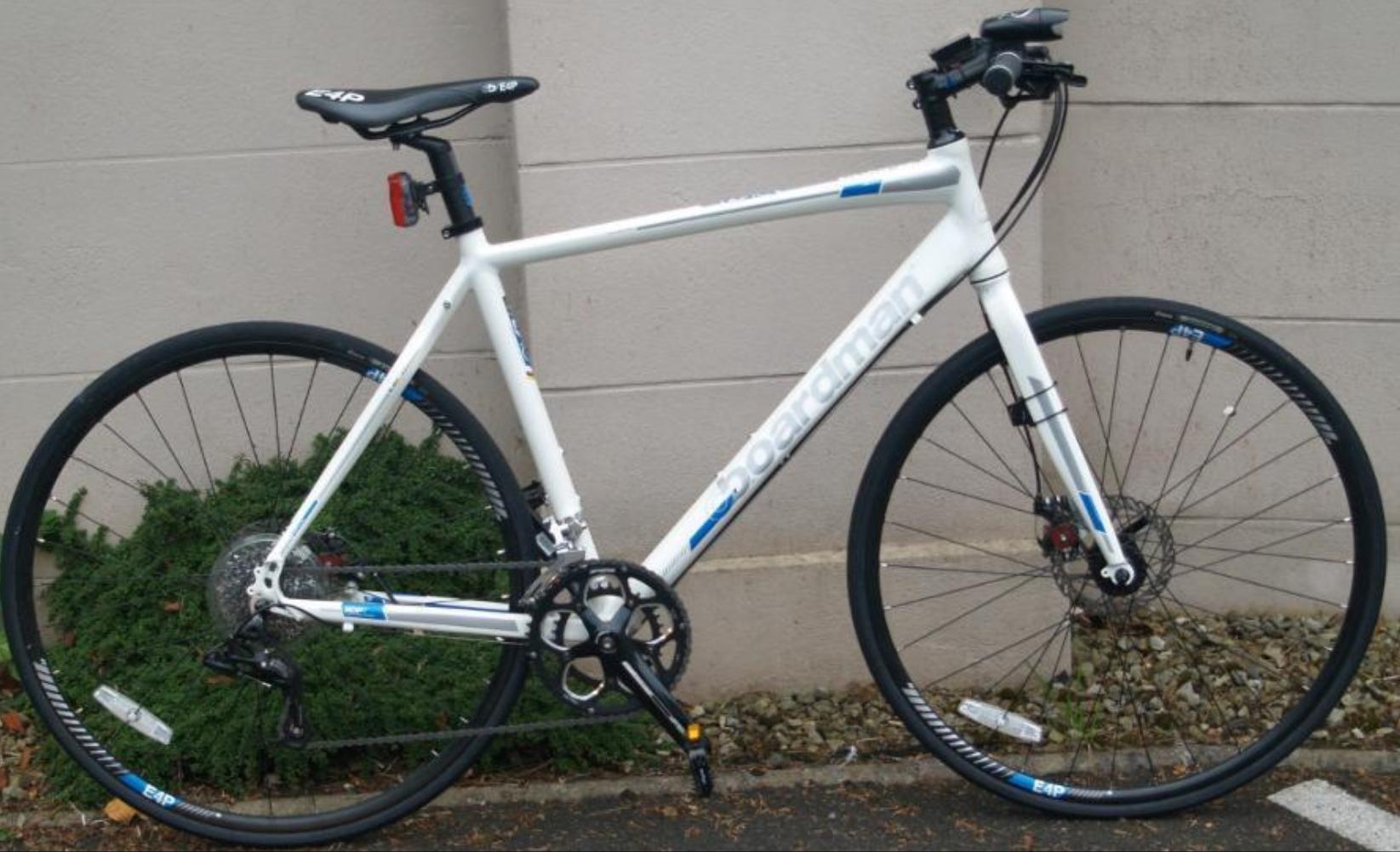 Bike Frame Size >> Stolen BOARDMAN HYBRID COMP E4P