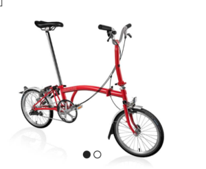 fda2ab1940a Brompton Bicycle H or M type