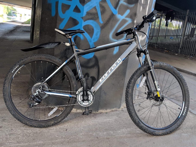 Stolen Carrera Bicycles Vengeance