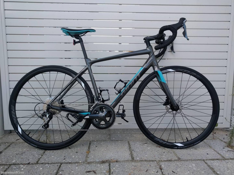72d9415b61d Recently Stolen Bikes. Cube Attain Race Disc ...