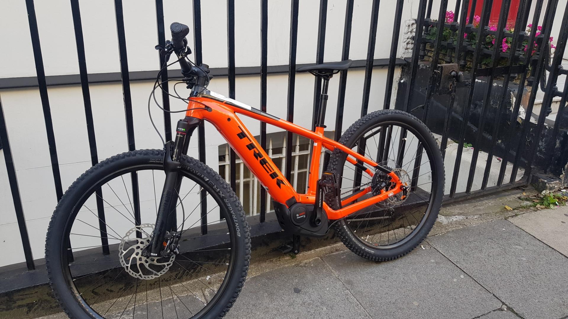 Stolen Trek Powerfly 7 2019 Hardtail Electric Mountain Bike