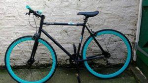 MuddyFox  Fixie Bike Snr71