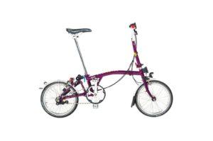 Brompton Bicycle m3l