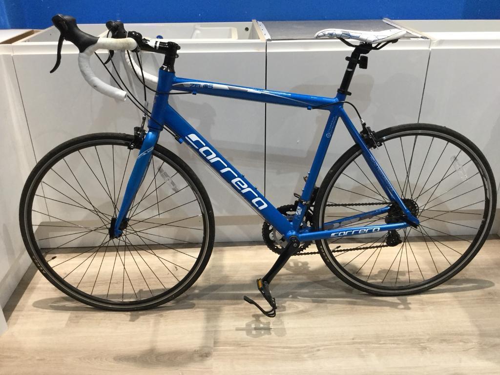 4d71570d6d6 Stolen Carrera Zelos Road Bike