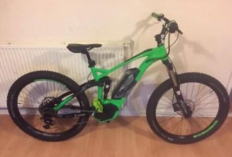 Stolen Voodoo Zobop Electric Bike