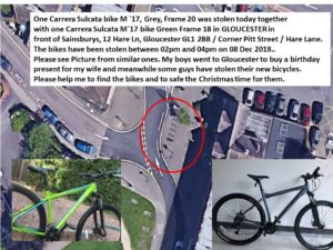 Stolen Bikes in West Midlands - Page 8 of 129