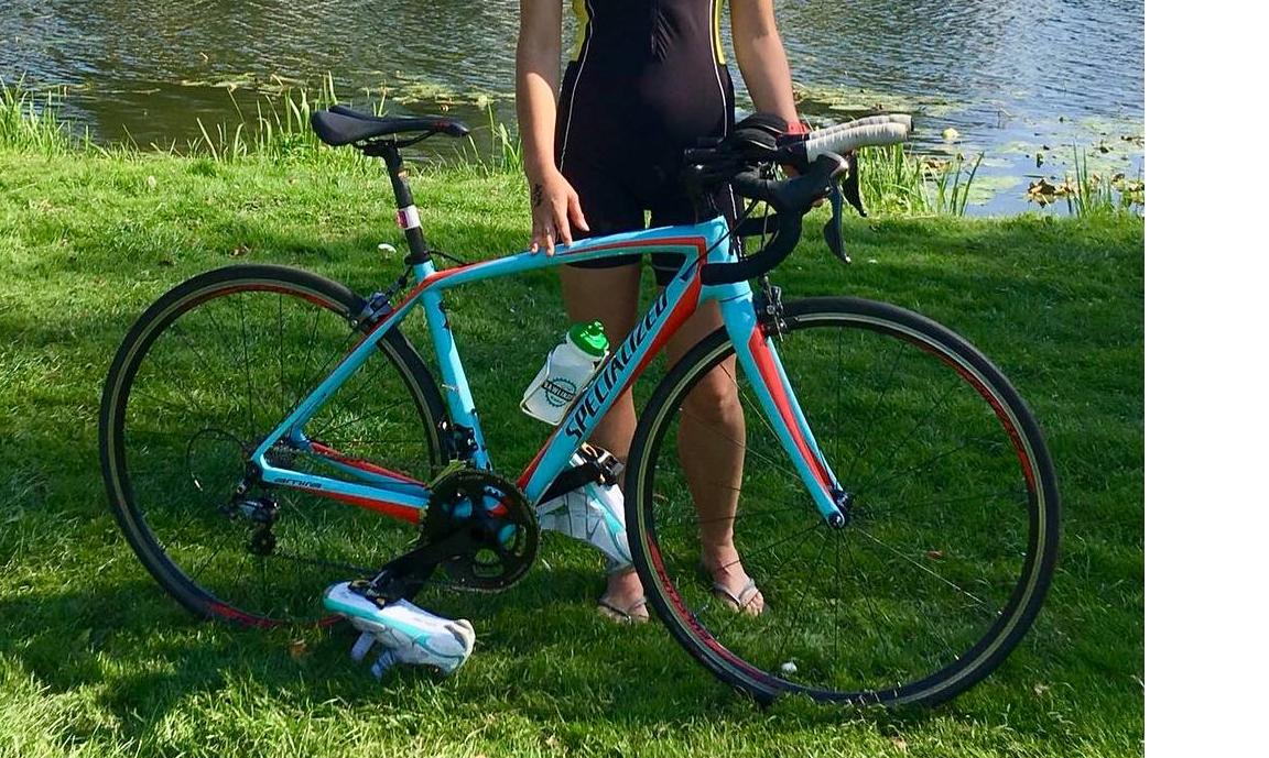 4171944f3ac Stolen Specialized Amira SL4 Comp 2016 Women's Road Bike 2016