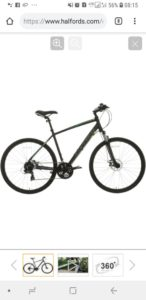 Carrera bicycles CROSSFIRE 2