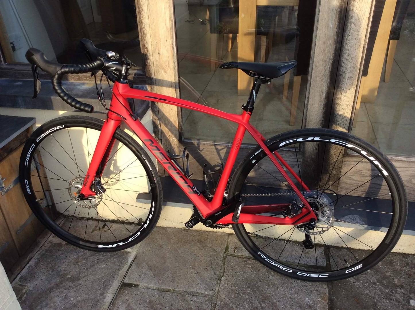 Stolen Merida Bikes Ride Disc 5000