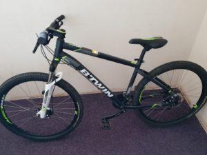 BTWIN (Decathlon) MTB Rockrider 520 Grey