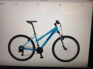Stolen Bikes in the UK