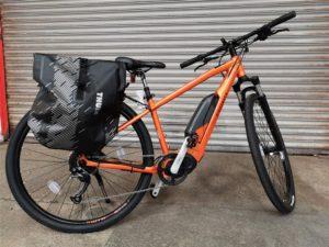 Ridgeback X2 E-bike