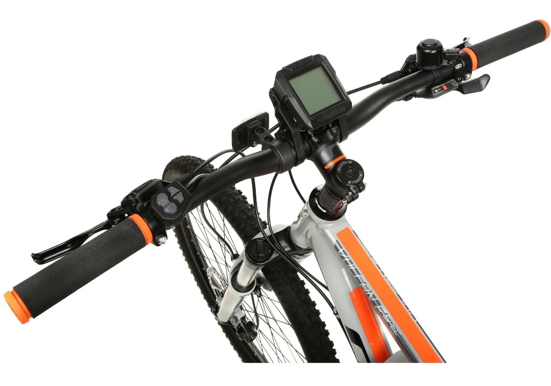 Stolen Carrera Bicycles Vulcan Electric