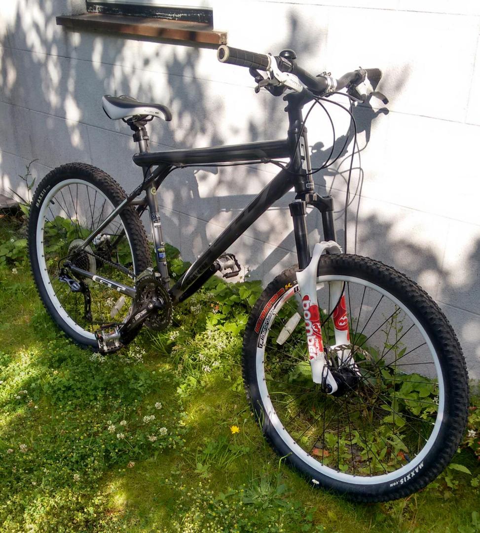 Stolen GT Bicycles Aggressor XC1