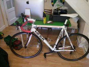 Mekk Pinerolo AL ZR Road bike