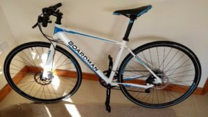 Boardman Bikes Hybrid Comp