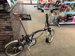 Brompton Bicycle M6L