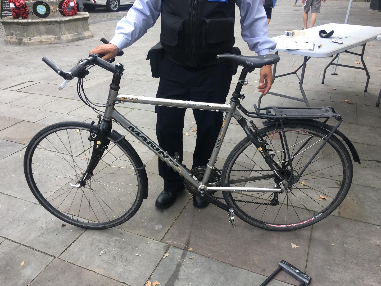 Stolen Marin Bikes Lucas Valley