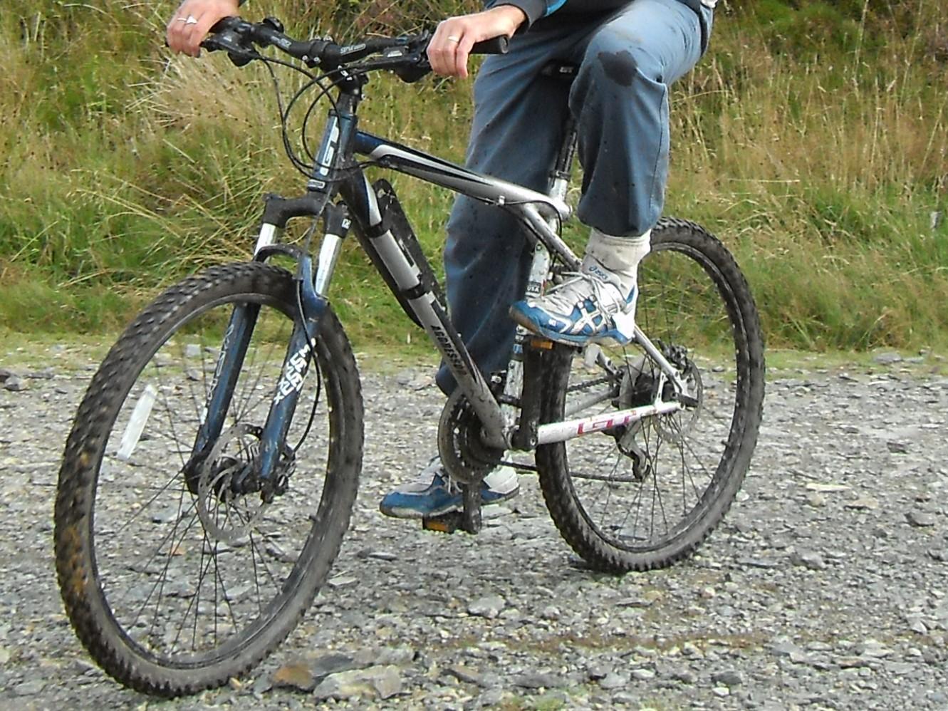 Stolen GT Bicycles Aggressor