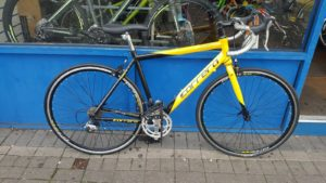 Carrera bicycles TDF