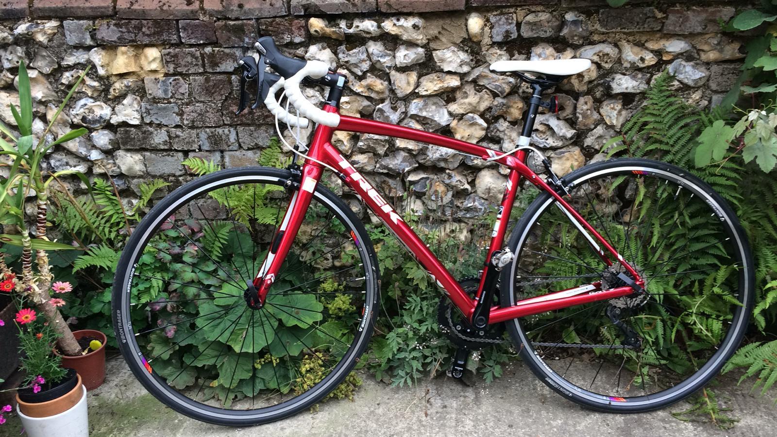 Stolen Trek Trek lexa slx c women's road bike 2015