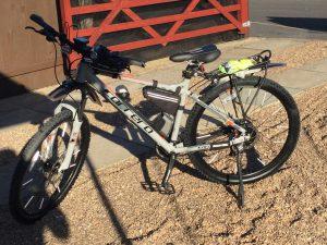 Carrera bicycles Vulcan e bike