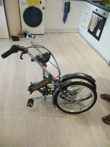 Challenge Challenge Holborn 20 inch Wheel Size Mens Folding Bike 616/4263