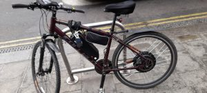 Carrera bicycles Electric Crossfire 2